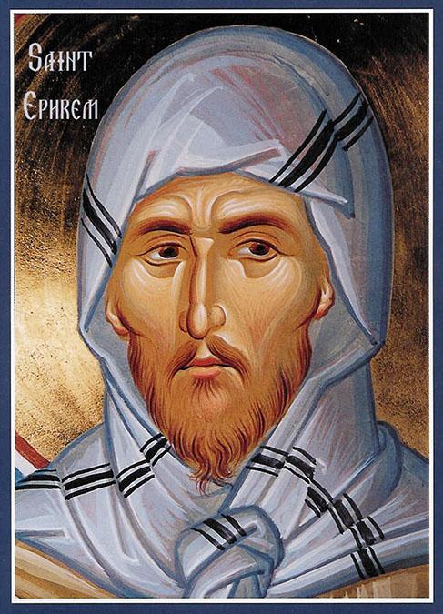 Saint Ephrem (306-373)